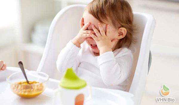 4 nguyên nhân báo động khiến bé kém hấp thu chậm tăng cân