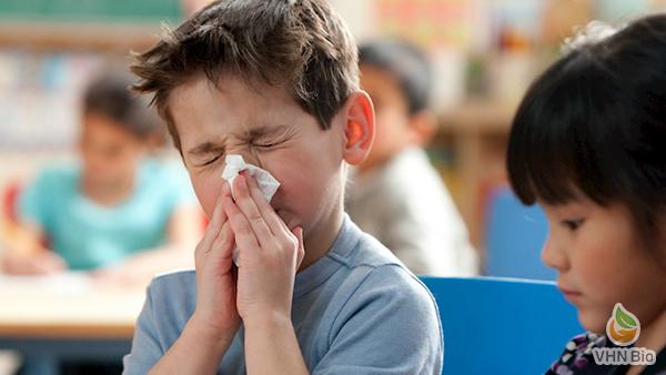 7 Cách trị sổ mũi cho bé tại nhà nhanh chóng, hiệu quả tức thì