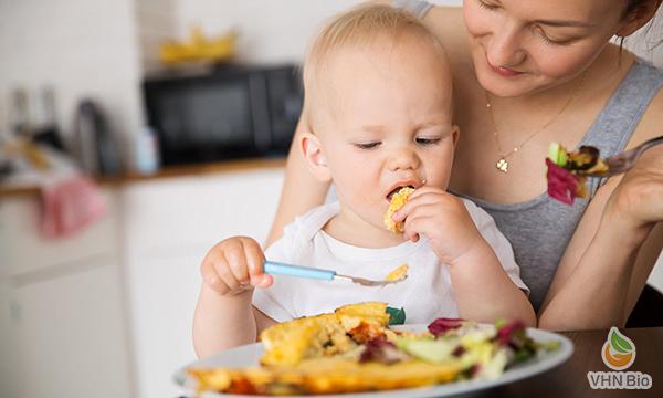 Bí quyết giúp bé ăn ngon mà mẹ nên thuộc lòng