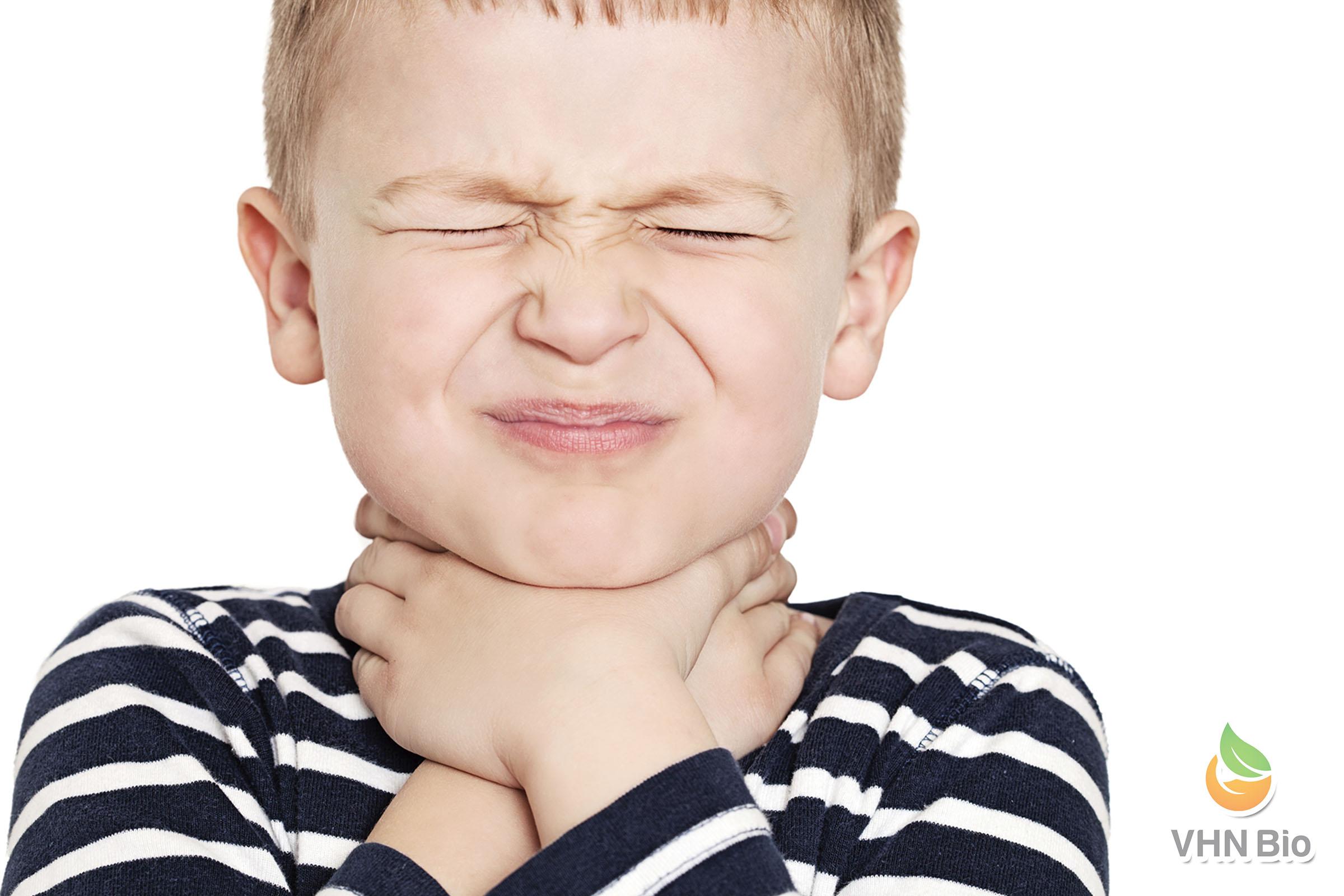 Chữa viêm họng cấp ở trẻ em, dễ hay khó?