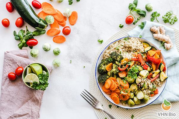 8 cách dễ dàng giúp cơ thể tăng cường hấp thu vi chất dinh dưỡng-Viện Dinh  dưỡng VHN Bio