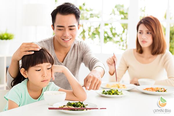 Trẻ kém hấp thu chất dinh dưỡng ảnh hưởng sức khỏe nghiêm trọng